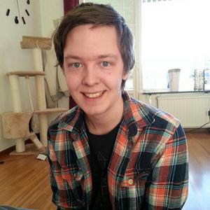 Linus Magnusson.