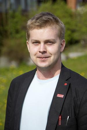 Niklas Johansson om utjämningspolitik