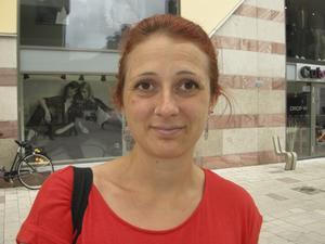 Katarina Standley-From, 30 år, byggledare, Bristol, England: – Jag bor i Storbritannien och har tänkt engagera mig i något när jag kommer hem, kanske volontärarbete.