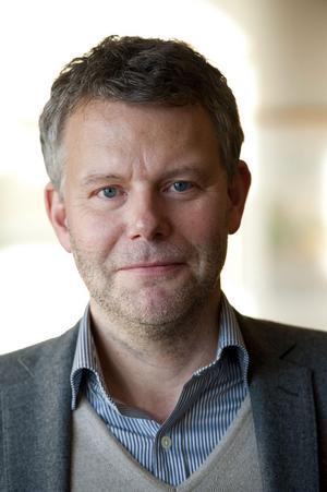 Brev- och deckarskrivare. Jan Arnald, alias Arne Dahl.
