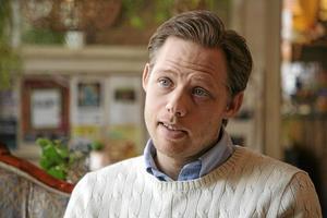 Bino Drummond (M), kommunstyrelsens ordförande i Norrtälje. Foto:  Stig-Göran Nilsson