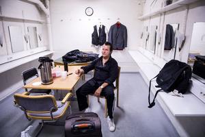 Inför showen berättade Peter Jezewski om drogproblemen och hur han ser på sin musikaliska framtid.