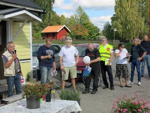 Politikerna i Sandviken fick förklara varför de valt att börja som politiker och vilken de ansåg viktigaste valfrågan vara.