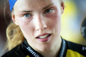 Tove Alexandersson avslutade EM med att köra hem ett brons till det svenska stafettlaget.