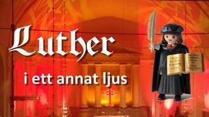 Bilden av Luther och hans teser behöver spegla sin tid anser man i Säterbygdens församling.