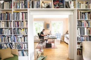 Hemma hos Bertil Harström arkitekt Tunbyn
