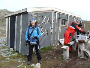 """BOKAKTUELL. Cecilia Hed Malmström, som länge bodde i Jädraås men som nyligen flyttat till Norge, är nu aktuell med boken """"Mina motpoler"""" om sitt liv som bland annat polarguide."""