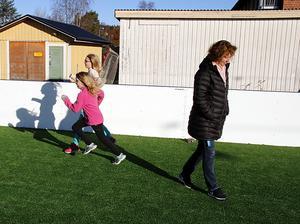 Ann Sundkvist är övertygad om att anläggningn ska bli flitigt använd av både barn och vuxna.