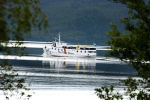 Ungefär 15000 personer åkte med Kusttrafik till Ulvön under sommarperioden.
