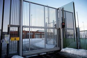 En intagen misshandlades på Anstalten Saltvik på torsdagen.