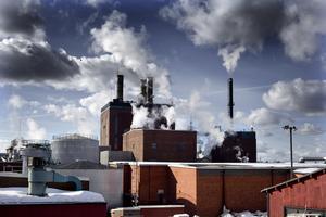 Hallsta pappersbruks ägare Holmen vill bygga ny kärnkraft men oroas över kraven på avveckling.