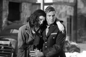 I Sverigeaktuella The good german spelar George Clooney mot Cate Blanchett. Han har inget annat än lovord att strö över sin motspelerska.