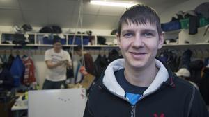 Sergey Likhachev är tillbaka i laget till söndagens match.