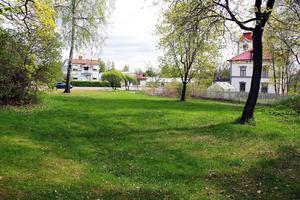 Enligt planerna som nu har fått bygglov ska två bostadshus uppföras på Swartztomten i Alfta. Det blir fyra lägenheter i varje hus.