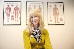 Janet Kling, verksamhetschef för primärvården i södra Hälsingland.