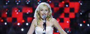Anna Bergendahl får representera Sverige i Eurovision Song Contest.Foto: Bertil Ericson/Scanpix