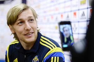 Emil Forsberg har haft en fantastisk säsong hittills.