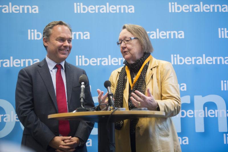 Marit paulsen vill till europaparlamentet