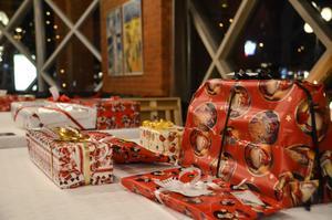 Martina hoppas att över 3000 julklappar skänks under årets insamling.