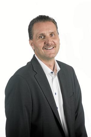 Per-Arne Lööv, ny platschef för Möller Bil i Örebro.