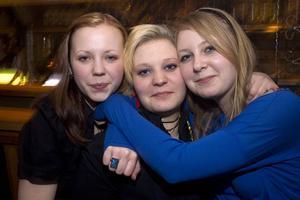 Konrad: Emma, Anna och Elina