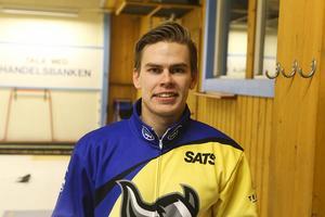 Christoffer Sundgren tävlar tillsammans med lag Edin och de har tagit både EM-guld och VM-guld tillsammans.