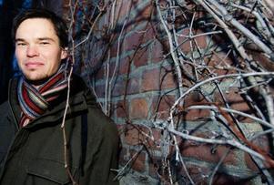 Andreas har genom sin arbetsgivare fått en plats på FN:s stora klimatmöte som börjar i dag. Målet med mötet är att komma överens om hur vi gemensamt ska minska utsläppen av växthusgaser.    Foto: Ulrika Andersson