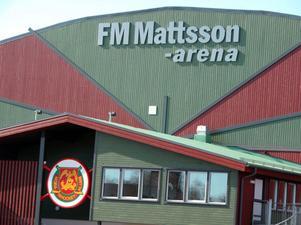 FM Mattsson arena har ett renoveringsbehov på 15-20 miljoner kronor, enligt klubbdirektör Peter Hermodsson.