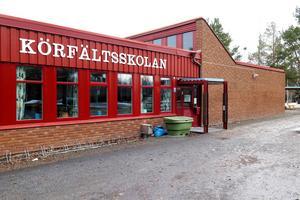 Enligt förslaget blir Körfältsskolan en särskola från och med hösten 2020 och tills  den nya Storsjöskolan är klar.