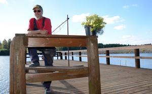 Väcka till liv. Båtklubben i Grythyttan har varit vilande i några år. Nu hoppas Kari Paavonen, den senaste ordföranden, att verksamheten kan vakna upp igen.