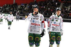 Mångårige lagkaptenen Stefan Erixon lade av efter förra säsongen. Adam Gilljam är en av spelarna i Hammarby som burit kaptensbindeln under försäsongen.