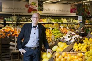 Pehr-Johan Fager, hälsodebattör och entreprenör.