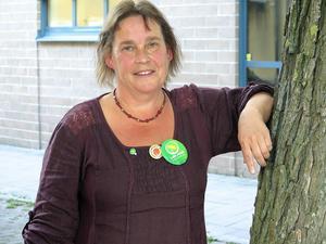 Regionrådet Karin Jansson (MP) träffar statministern om klimathotet.