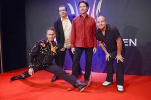 The Refreshments är aktuella i Melodifestivalen med låten