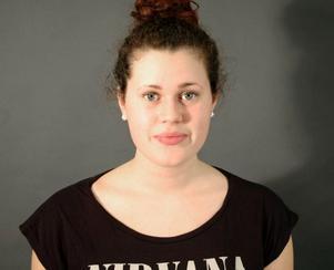 Emma Värner, studentkrönikör.