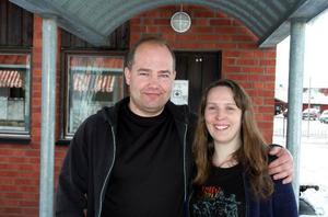 Ungdomskonsulenter. Per Eriksson och Jenny Jansson har anställts som ungdomskonsulenter i Säters kommun.