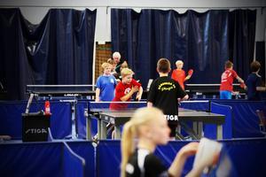 Dundersmashen är tillbaka i annan form. Under lördagen tävlade 40 deltagare i Strömsunds sporthall.