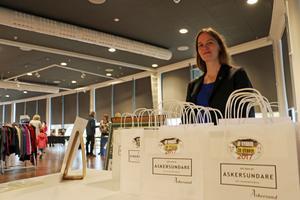 Lisa Lundberg, är ordförande i Åsbro näringsliv, är förhoppningen att företagsmässan kommer att arrangeras vartannat år.