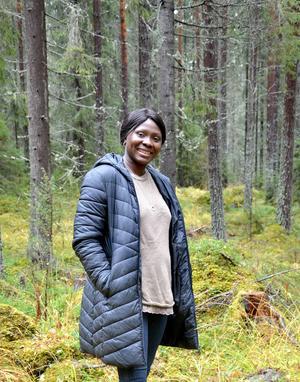 Milan Rupertsson tar gärna en promenad i skogen för att njuta av dess dofter.