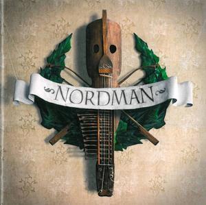 Omslaget till Nordmans senaste skiva