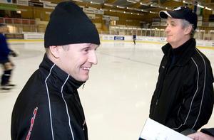 Roger Forsberg, ÖHC tränare