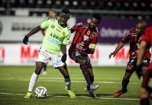 Ammar Ahmed blev målskytt för första gången i år.