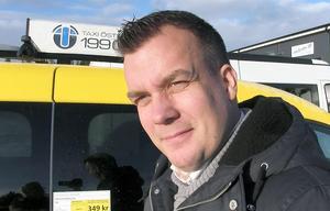 Linus Ekqvist blir Krokomsbostäders nya vd från och med 1 april.