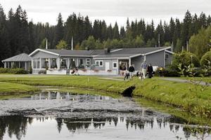 Arkivbild från Timrå Golfklubb.