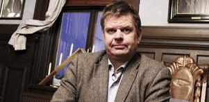 Söderhamn kommunstyrelseordförande Sven-Erik Lindestam (S) har hamnat i en informationsfilm för Coherent City.