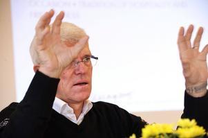 VM-generalen Sven von Holst är nöjd med att VM-resultatet blev ännu bättre.