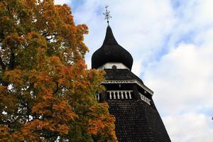 Nästa projekt är en översyn av den gamla klockstapeln intill kyrkan.