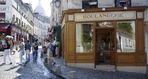 Boulangerie - bageri på franska. Hitta Paris bästa.