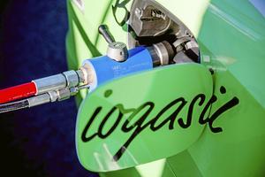 Biogas framställt av matrester är ett spännande alternativ mot en fossilfri fordonspark.