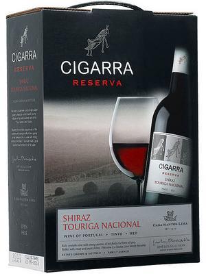 Cigarra Reserva.